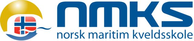 NMKS Norsk Maritim Kveldsskole logo